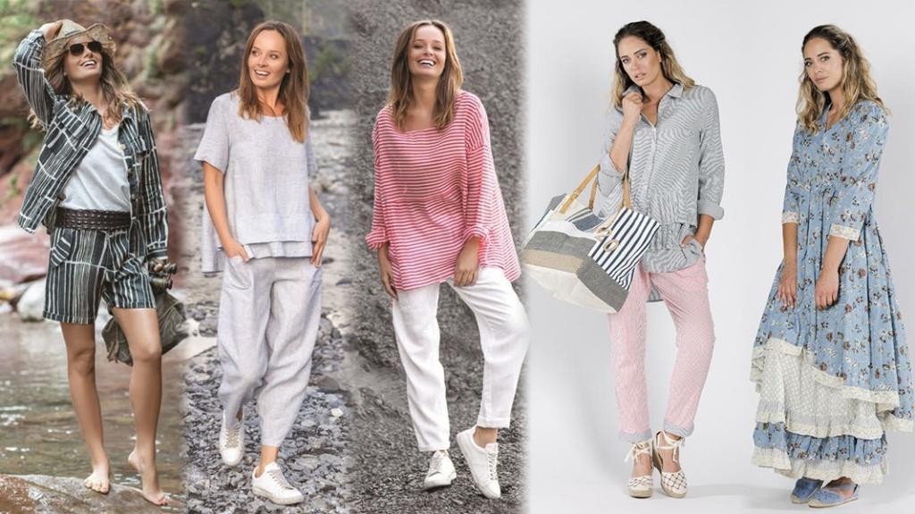 ff17764cd0d Каталоги Весна-Лето 2019 женской одежды из Франции